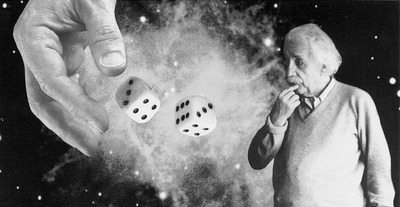 einstein-and-dice